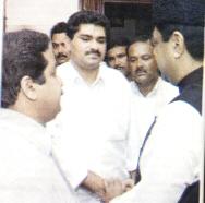 Dr .MK Muneer and Ahmed Siraj